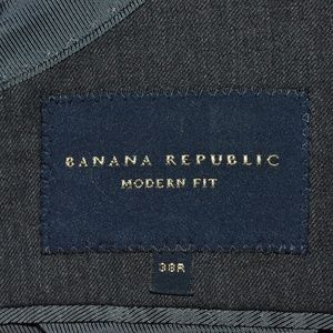 Banana Republic Suits & Blazers - Banana Republic 38R Sport Coat Blazer Suit Jacket